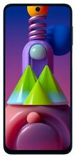 "NEW SAMSUNG GALAXY M51 8GB 128GB BLUE 6.7"" sAMOLED 7000mAh Googleplaystore SD730"