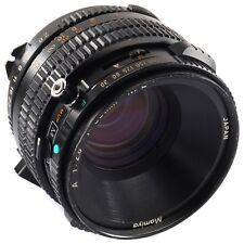 Mamiya 80 mm 1:2 .8 N/L Hoja Del Obturador Lente para 645 Super Pro TL M645 1000s (1104)