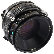 Mamiya A 80mm 1:2.8 N/L leaf shutter lens for 645 Super PRO TL M645 1000s (1104)