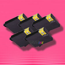 5P BLACK INK CARTRIDGE for Epson 220XL 220 T220XL1 T220XL120 Expression XP-320