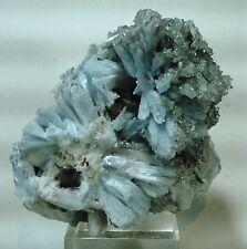 BARYTE CALCITE FINE Mineral Specimen crystal Coteau-du-Lac Quarry, Quebec Canada