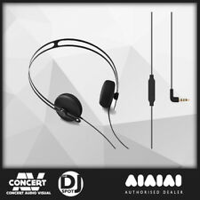 AIAIAI TRACKS HEADPHONES with mic for iPhone - BLACK MFi BRAND NEW - GENUINE