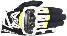 Motorradhandschuhe Alpinestars SMX 2 Air Carbon V2 Gloves gelb Gr. XL