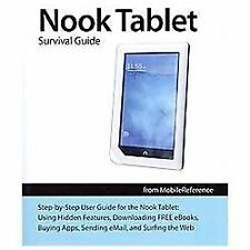 Nook Tablet Survival Guide: Step-by-Step User Guide for the Nook Table-ExLibrary