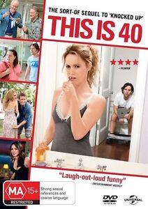 This Is 40 - DVD - Region 4