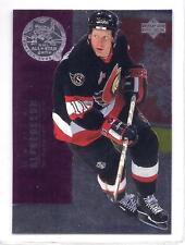 DANIEL ALFREDSSON TEEMU SELANNE 1995-96 UD NHL ALL-STARS Foil INSERT Rare SHARP!
