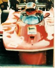 GILLES VILLENEUVE F1 WATKINS GLEN FERRARI MARLBORO  ORIGINAL F1 8 X 10 PHOTO