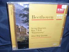 Beethoven-String Quartets nos.7 & 8-Alban Berg quartetto