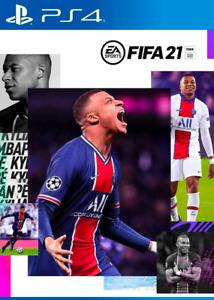 FIFA 21 inkl. PS5 Upgrade PS4 gebraucht