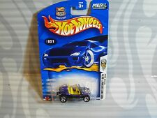 2003 HOT WHEELS  ''FIRST EDITIONS'' #051 = MEYERS MANX = PURPLE   0711