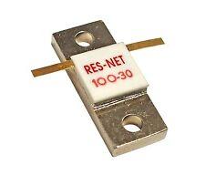 100 Watt 50 ohm Hybrid Attenuator-Choose 1, 2, 3, 4, 6, 10, 20 or 30 dB to 2 GHz
