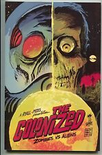 Colonized Zombies VS Aliens TPB IDW 2013 NM 9.8 1 2 3 4 Francesco Francavilla