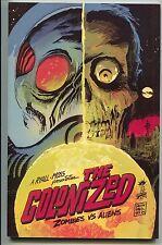 Colonized Zombies VS Aliens TPB IDW 2013 NM 9.8 1 2 3 4 Francesco Francavilla