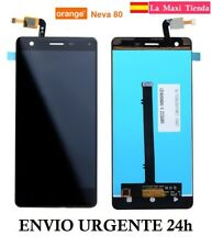 "Pantalla Completa ""Orange Neva 80"" y ""ZTE Blade V770"" LCD + Tactil Display Negra"