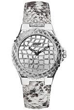 Guess W0227L1 Reloj de Mujer Untamed - Carcasa de Acero Inoxidable Plata Pulida