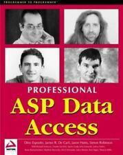 Professional ASP Data Access by James De Carli, Rama Ramachandran, Richard Ande