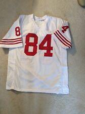 Brent Jones autographed NFL San Francisco 49ers Style Jersey. Size XL #84