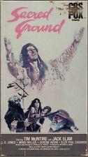 Sacred Ground (1983 BETA/Betamax) Tim McIntire, Jack Elam