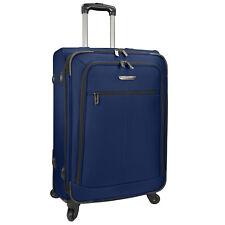 "Travelers Choice 27"" Medium Light Expandable Spinner Luggage Suitcase Travel Bag"