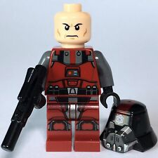 STAR WARS lego SITH TROOPER RED the old republic army minifig VS 75001 NEW rare