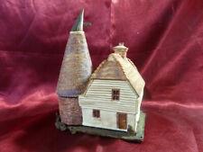 "ALBANY FINE CHINA ""Kent Cottage (Oast)"" LILLIPUT LANE/ROYAL WORCESTER INTEREST"