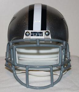 Emmitt Smith Dallas Cowboys Riddell Custom Mini Helmet