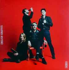 The Vaccines – English Graffiti on Black and Red Vinyl 2LP Inc CD NEW & SEALED