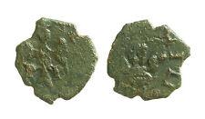 pcc998_22) MESSINA - FILIPPO II 1556-1598  1  PICCIOLO  'P-P' RARA!