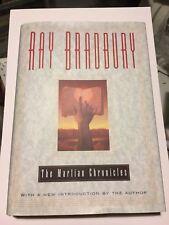 Ray Bradbury THE MARTIAN CHRONICLES 1st Rev.Ed., Signed, Dated Yr/Mo Pub.COA