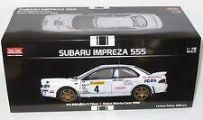 1/18 Subaru Impreza 555 IGOL  Rallye Monte Carlo 1996  B.Beguin