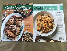 Cooks Country October November 2016 & 2017 Issues i3