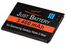 original JuBaTec Akku für Samsung Galaxy Note 3 neo SM-n7505 mit NFC EBBN750B
