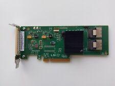 LSI Logic SAS 9201-8i PCI-e Controller / 9211-8i (IT-mode) / Low profile bracket