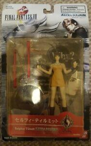 Selphie Tilmitt Final Fantasy 8 extra soldier action figure (Bandai)