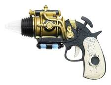 New Steampunk Revolver Costume Accessory
