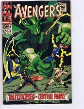Avengers #45 Marvel 1967