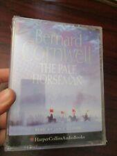Bernard Cornwell The Pale Horseman  Audio Book Cassette Tape (NEW)