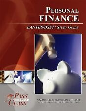 Personal Finance DANTES/DSST Test Study Guide - PassYourClass by...