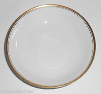 Meito China Japan Adelaide Gold Band Fruit Bowl Mint