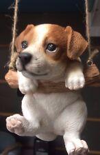 Jack Russell Puppy Dog Dogs Vivid Arts Garden Ornament