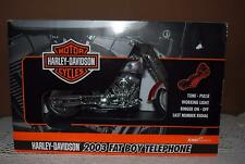 Harley Davidson 2003 Fat Boy Telephone and AM/FM Radio Headset (NEW)