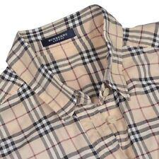 Burberry London Bluse Blouse NOVACHECK CLASSIC Oberteil Kariert SOMMER COOL SEE