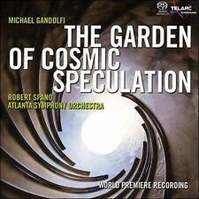 MICHAEL GANDOLFI - The Garden Of Cosmic Speculation [SACD] - CD
