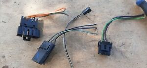 95-97 Chevy Blazer Climate Control HVAC Wire Connector Pigtail Set