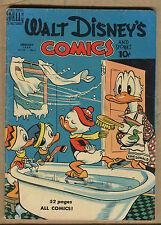 Walt Disney Comics - #113 -1948 (Grade 5.5) WH
