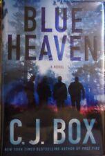 C.J. Box, Blue Heaven,  first edition, fine in a fine dust jacket