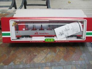 Lehmann LGB 31660 Limited Issue BVZ Zermatt-bahn First Class Observation Car
