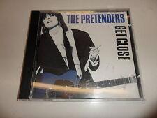 CD Pretenders-Get Close