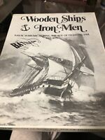 Battleline 1974: Wooden Ships & Iron Men - Naval Warfare Partially Punched