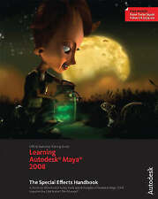 Learning Autodesk Maya 2008: The Special Effects Handbook-ExLibrary